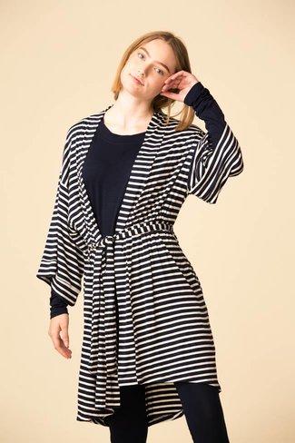 Maison Du Soir Maison Du Soir Florence Robe - Stripe