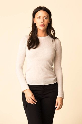ATM ATM Cashmere Crew Neck Sweater