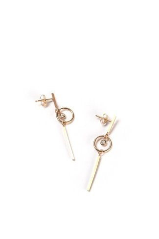 Thatch Thatch Mini Cavell Earring