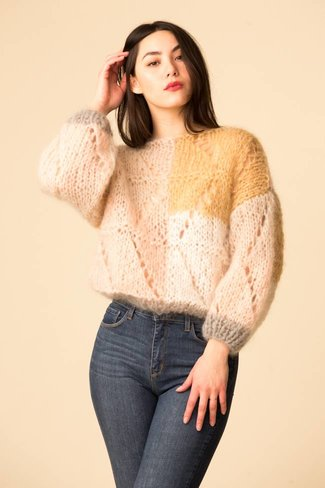Maiami Maiami Janis Big Sweater