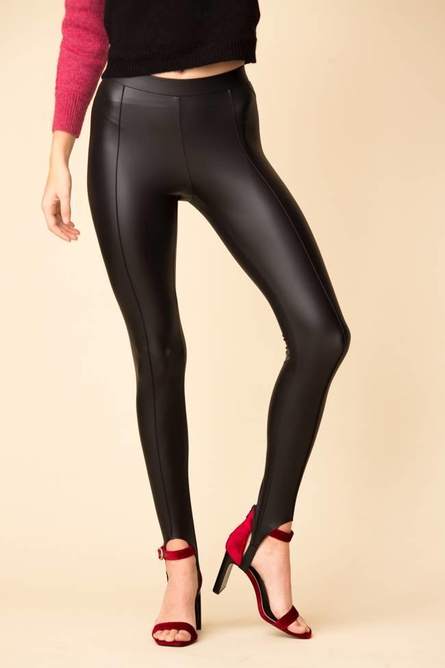 8da88b07145fb4 ATM Glazed Jersey Stirrup Legging - The Fold