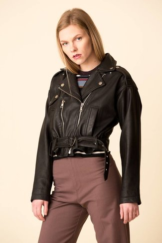 Marissa Webb Marissa Webb Corrigan Leather Jacket
