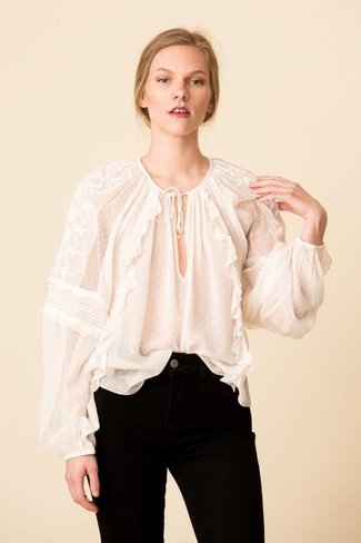 Ulla Johnson Ulla Johnson Audrey Blouse