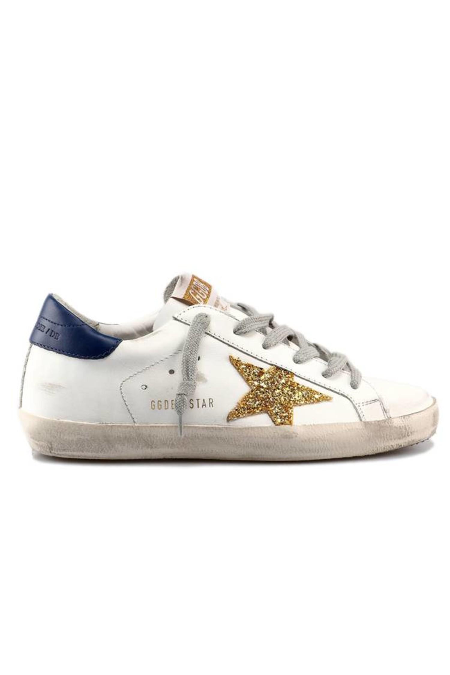 Golden Goose Sneakers Superstar - The Fold