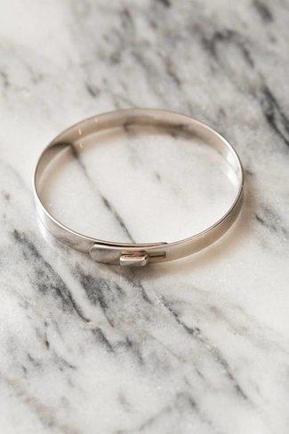 Miansai Miansai Standard Cuff - Sterling Silver