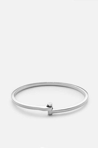 Miansai Miansai Nyx Cuff - Sterling Silver