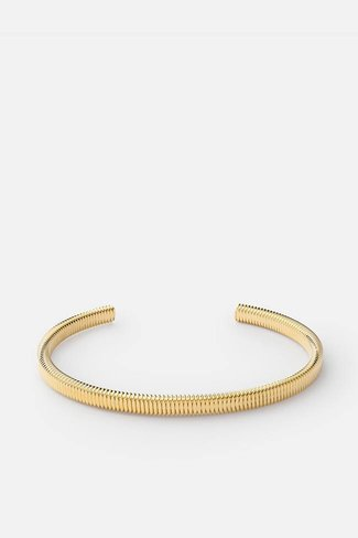 Miansai Miansai Thread Cuff - Gold Plated