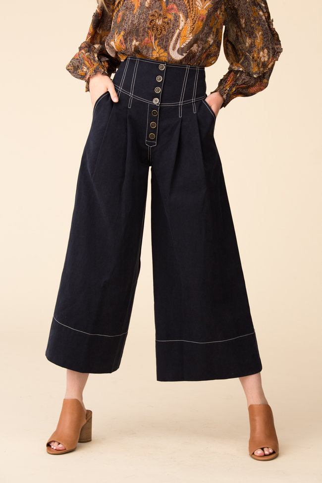 Ulla Johnson Ulla Johnson Brando Trouser