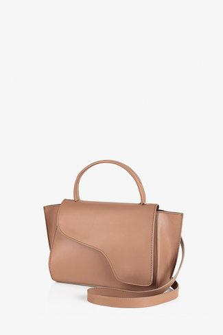 ATP ATP Arezzo Almond Handbag