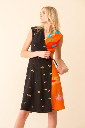 VEDA VEDA Glory Silk Dress