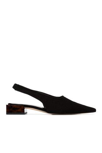 Ganni Low Heel Slingback