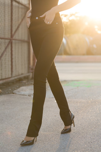Veronica Beard Veronica Beard Kate High Rise Skinny w/ Slit