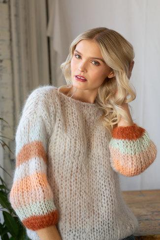 Maiami Maiami Mohair Sweater Blouse