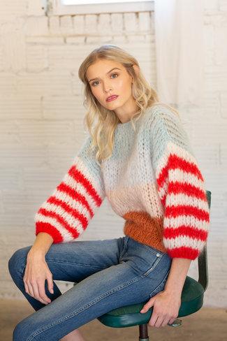 Maiami Maiami Mohair Big Sweater