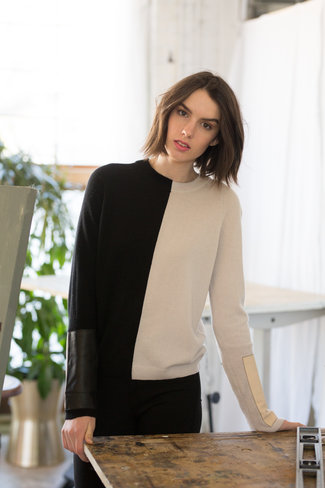 VEDA VEDA Gus Cashmere Sweater