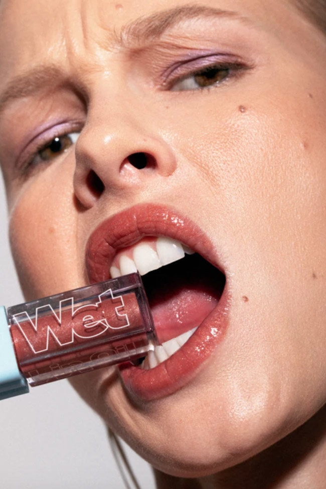 Kosas Kosas Wet Lip Oil Gloss - Dip