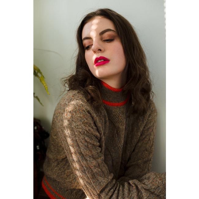 VEDA VEDA Paro Heritage Wool Sweater