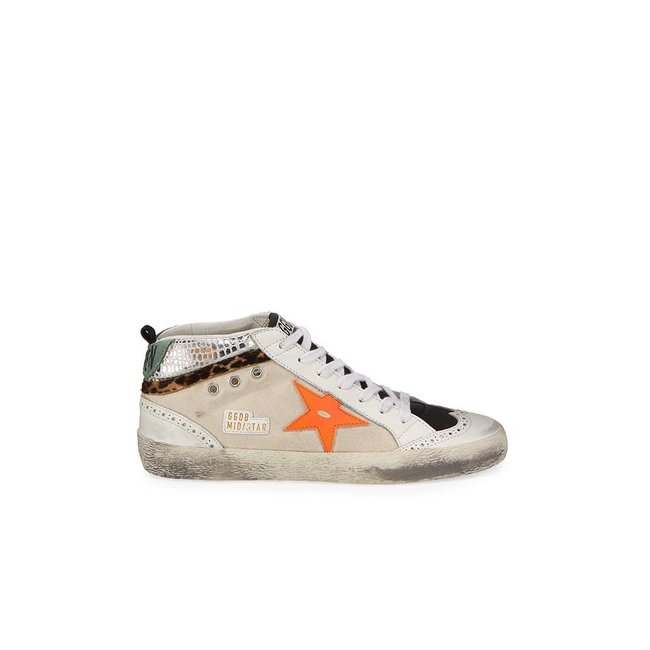 Golden Goose Golden Goose Sneakers Mid Star