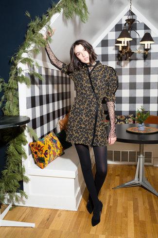 Hofmann Copenhagen Hofmann Kristen Short Wrap Dress