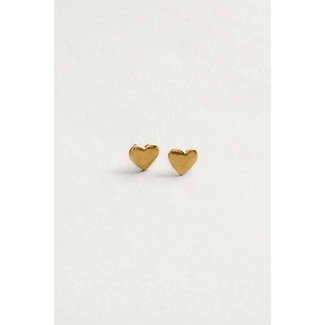 Wolf Circus Wolf Circus Amourette Studs in 14K Gold