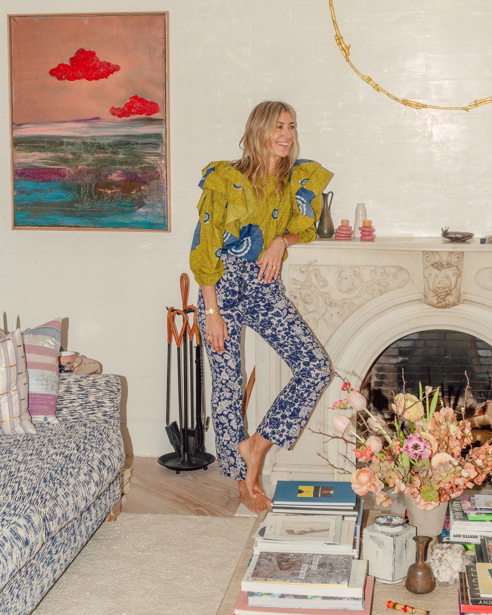 How Ulla Johnson, Fashion Designer, Spends Her Sundays
