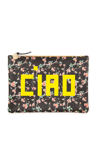 Clare V. Clare V. Flat Clutch w/ Tabs