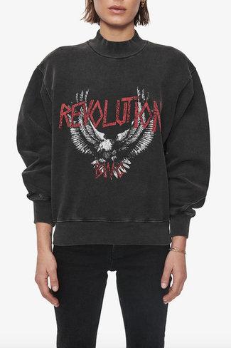 Anine Bing Anine Bing Saint Sweatshirt Revolution