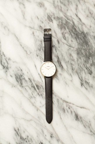 CLUSE CLUSE La Boheme Watch - Silver White / Midnight