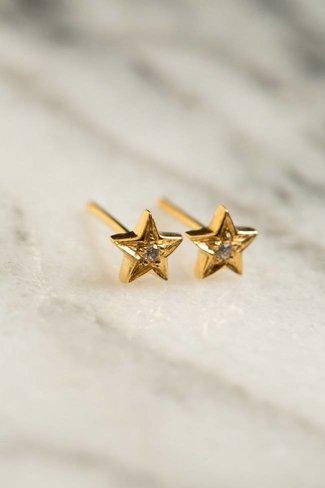 Ileana Makri Ileana Makri Mini Star Studs