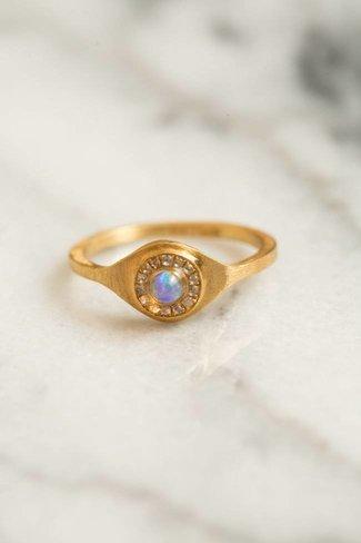 Ileana Makri Ileana Makri Eye Sun Ring