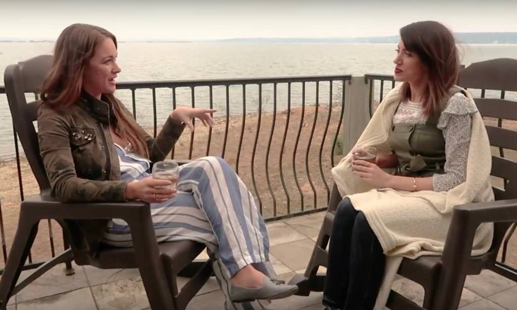 Interview - Kaleigh Wiese + Natalie Navis