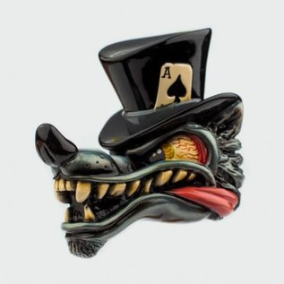 Van Chase Wolf in Top Hat Shift Knob by Van Chase