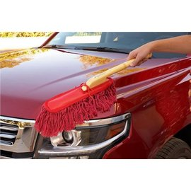California Car Cover The Original California Car Duster with Wood Handle - #62442