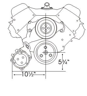 Compressor Bracket