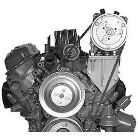 Alan Grove Components Compressor Bracket - SBF  - Driver Side - 105L
