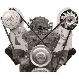 Alan Grove Components Compressor Bracket - Small Block Chevy VORTEC - Short Water Pump - Passenger Side - 129R