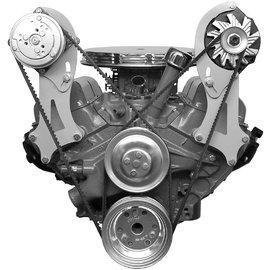 Alan Grove Components Compressor Bracket - 348-409 - Passenger Side - 138R