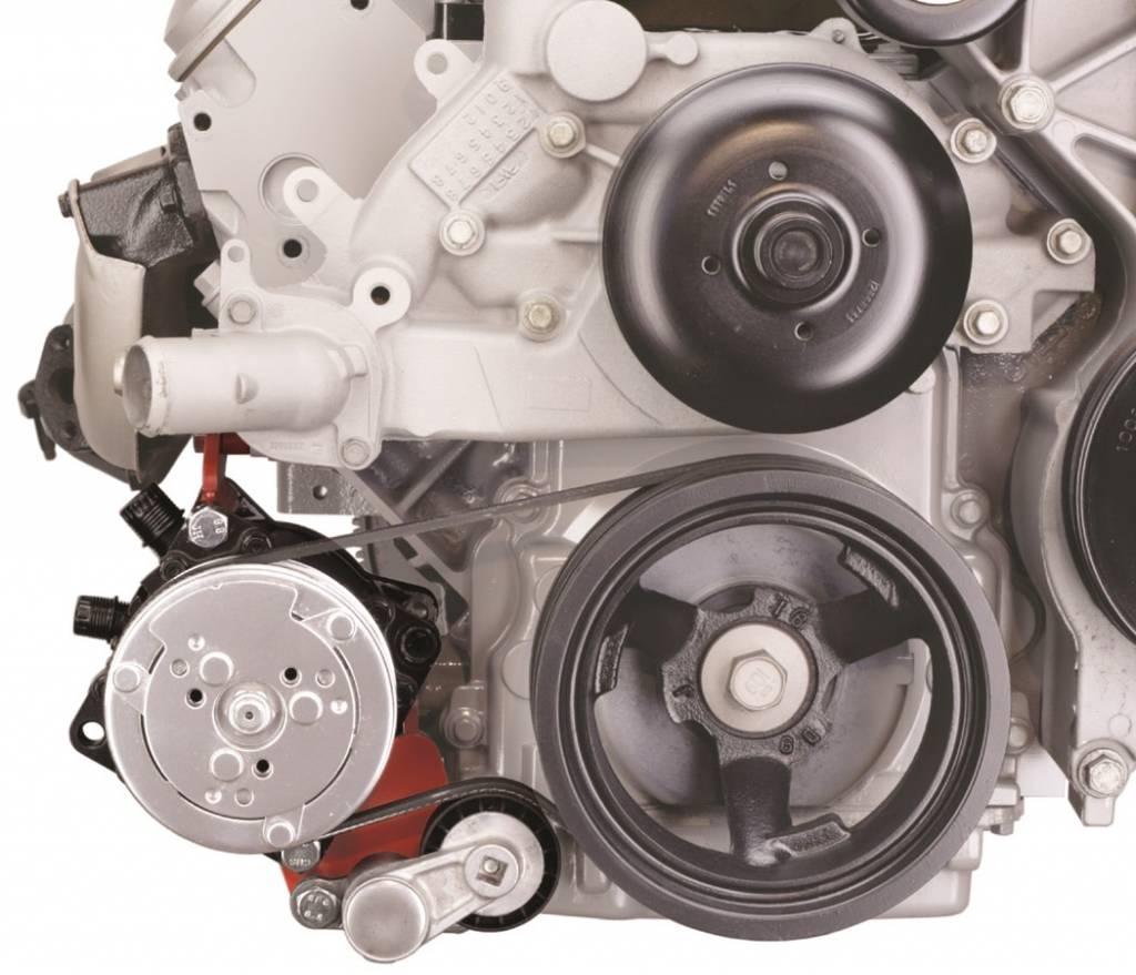 Compressor Bracket - LS Truck - Low Mount - Passenger Side - 142R
