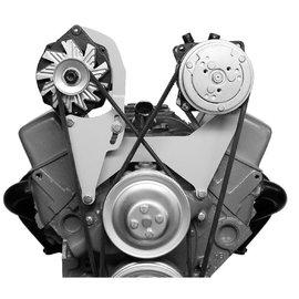 Alan Grove Components Alternator Bracket - SBC - Short Water Pump - Passenger Side - 200R