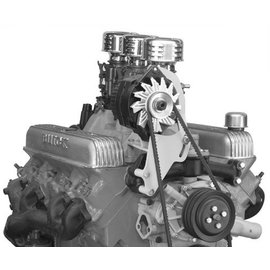Alan Grove Components Alternator Bracket - 401/425 Nailhead Buick - Passenger Side - 240R