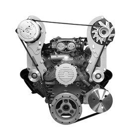Alan Grove Components Compressor & Alternator Bracket - LT1 - Camaro/Firebird - 303