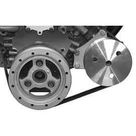 Alan Grove Components Power Steering Bracket - LT1 - Corvette - Driver Side - 406L