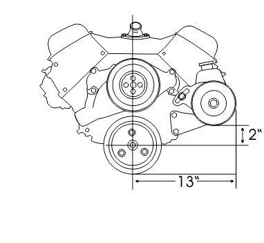 Power Steering Bracket