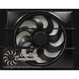 Cooling Components CCI-1640 - Low Current Fan