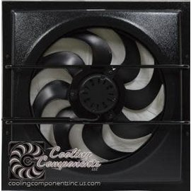 Cooling Components CCI-1670 - Low Current Fan