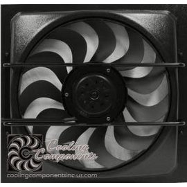 Cooling Components CCI-1720 Cooling Fan