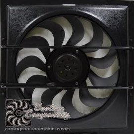 Cooling Components CCI-1770 Cooling Fan