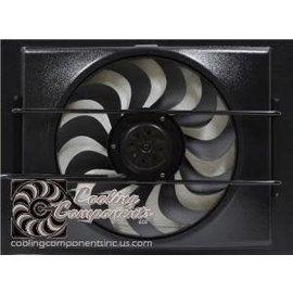 Cooling Components CCI-1780 Cooling Fan