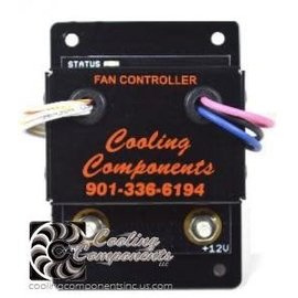 Cooling Components SS-1 (1-Speed/Fan Solid-State Controller)