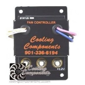 Cooling Components SS-2 (2-Speed/Fan Solid-State Controller)